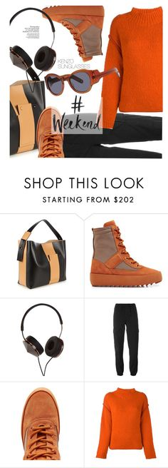 """""""#weekend"""" by smartbuyglasses-uk ❤ liked on Polyvore featuring Sportmax, adidas Originals, Frends, Kenzo, kenzo, weekend, sunglasses, sunnies and Yeezy"""
