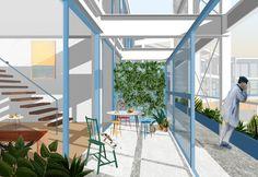 Galería de Los 10 mejores proyectos de fin de carrera diseñados por estudiantes de arquitectura en Argentina 2017 - 162