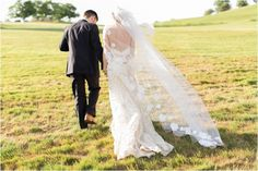Vintage wedding veil. The Barn at Gibbet Hill Wedding by Deborah Zoe Photography.