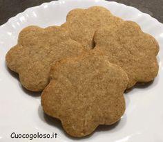 Pasta Frolla con Farina di Farro Integrale senza burro