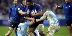 Kick off Les Bleus vs Los Pumas Rugby live Watch Argentina vs France Rugby 18th June 2016 live coverage on TV feed video