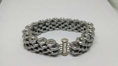 Stainless Steel Hex nut bracelet
