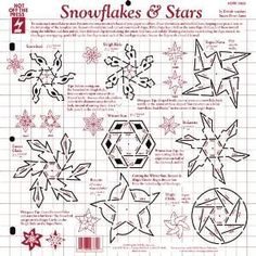 12x12 TEMPLT SNOWFLAKES/STARS Papercraft, Scrapbooking (Source Book). 12x12 TEMPLT SNOWFLAKES/STARS. HOT OFF THE PRESS Papercrafting TemplatesSimple, easy-to-use clear plastic templates. Each template has precise guidelines with diagrams and instructions printed right on the template so they never get lost.