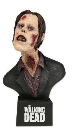 Busto Walking Dead. Tank Zombie, 17 cms. NECA