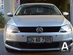 HATASIZ SERVİS BAKIMLI PAKETLİ 2013 JETTA 1.6 TDİ NERGİSOTOMOTİV Volkswagen Jetta 1.6 TDi Trend...