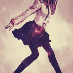 Imagen de girl, anime, and manga