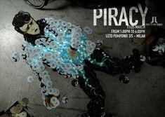 Piracy | #ads #marketing #creative #werbung #print #poster #advertising #campaign < repinned by www.BlickeDeeler.de | Follow us on www.facebook.com/blickedeeler
