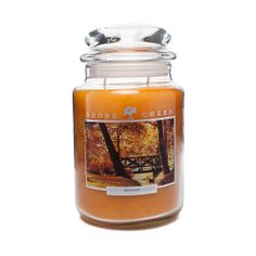 I love the Goose Creek Candle Co. Autumn Candle from LittleBlackBag