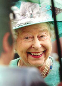 ilovethebritishroyals:  Queen Elizabeth