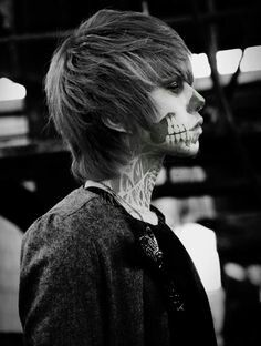 #Zombie_ulzzang_boy