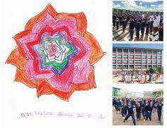 Scuola Cattolica Salesiana - Addis Abeba - Etiopia. The children's drawings of the salesian schools around the world.