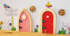 The Irish Fairy Door Company wings in to save UK fairies from eviction and possible homelessness