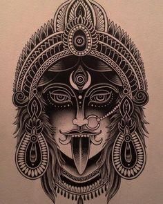 Kali by Dale Sarok More