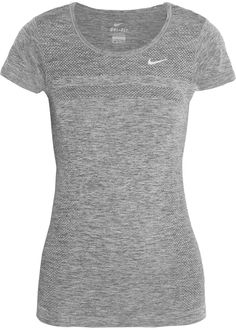 Nike Dri-FIT Perforated Stretch-Jersey T-Shirt