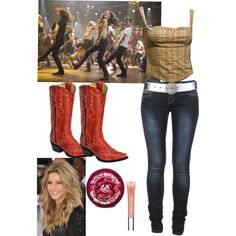 Footloose Outfit. LOVE!!