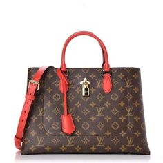 Buy and sell authentic handbags including the Louis Vuitton Tote Flower Monogram Coquelicot in Coated Canvas/Leather with Brass and thousands of other used handbags. Louis Vuitton Totes, Louis Vuitton Neverfull, Louis Vuitton Handbags, Louis Vuitton Speedy Bag, Louis Vuitton Monogram, Cheap Handbags, Purses And Handbags, Cute Purses, Flower