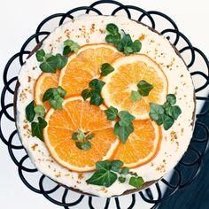 Easy Orange Cake-- Cake Journal