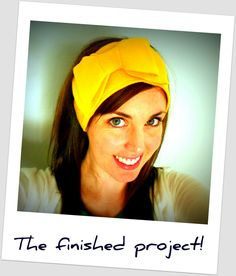 Pretty No-Sew Ear Warmer. You don't have to freeze to be fashionable! (Six Sisters' Stuff)