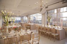 Modern New York Wedding at Studio 450 – Rachel and Brett