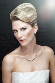 Vanity Hairstyle – Bride - Acconciature sposa