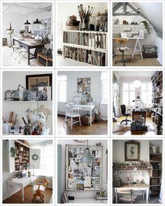 Un angolo per sognare - Shabby Chic Interiors