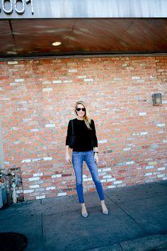 Polished Jeans | Krystal Schlegel