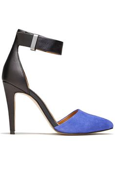 30 Gorgeous Work Shoes For Every Office (& Budget) #refinery29  http://www.refinery29.com/budget-work-shoes#slide-23  Pumps The only pop of color you need to brighten up an all-black wardrobe.