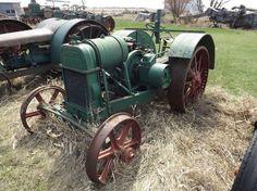 1930 Hart-Parr 12-24 Tractor