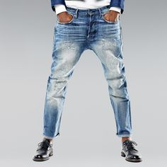 G-Star RAW | Hombres | Jeans | Us Lumber 25 Years Straight