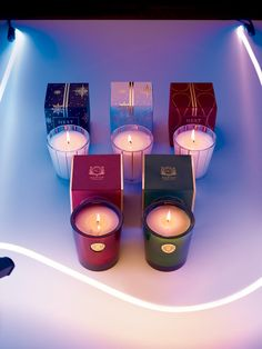 Gift: We LOVE these holiday diptyque candles