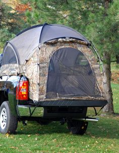 Farm Decals For Trucks | Camo Truck Tent for Truck Bed | Great for hunting, camping, tailgating ...