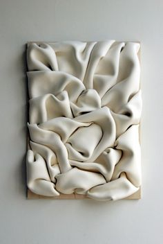 Jeannine Marchand | Untitled - To me this looks like the best pierogi dough we ever made...just beautiful. <3