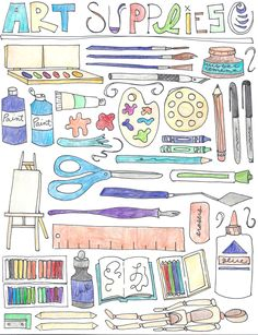 Beautiful amazing clip art for art rooms and schools by Whitney Panetta of Look Between the Lines. Art Rooms, Wonderful Images, Cover Art, Teacher Pay Teachers, Schools, Illustrators, Bullet Journal, Clip Art, Education