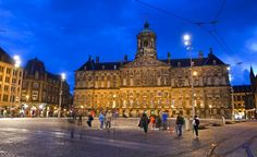 10th Most Photographed City: Amsterdam, Netherlands.  Landmark: Dam Square.  Standard Shot: Wide, with buildings and lots of space.   (Courtesy Gouido Cozzi/Atlantide Phototravel/Corbis)