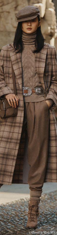 Eye For Beauty, Designer Collection, Editorial Fashion, Ready To Wear, Saint Laurent, Autumn Fashion, Ralph Lauren, Street Style, Coat