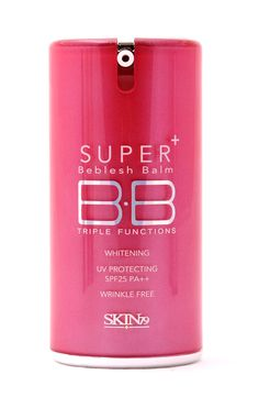 BB Cream....it is a spf, a primer, a moisturizer, and a foundation all in one. It works amazingly...I love it!! $21.96