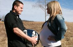 Our maternity pictures! #streetbike #baby #motorcycle