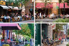Guide To Dining Alfresco At Top Sidewalk Tables In The Neighborhoods Of Philadelphia