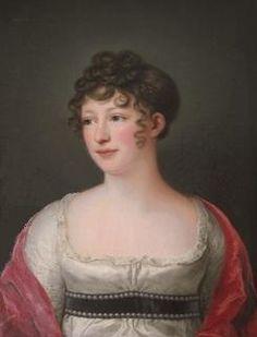 Grand Duchess Ekaterina Pavlovna, ca.1800