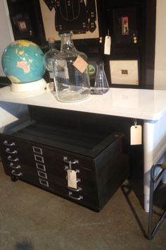 Awesome Metal Military Desk