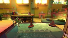 Toy Story 3 Strawberry Smells Part 3 PSP Walkthrough