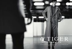 Adrien Sahores for Tiger of Sweden Fall Winter 2014.15