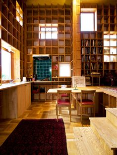 Kazuya Morita Architecture Studio : Shelf-pod