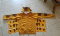 CATBUS Costume for Purim!!! The little catbus look awesome | Totoro catbus human…