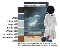 """""""He is the summer storm..."""" by beachan on Polyvore"""