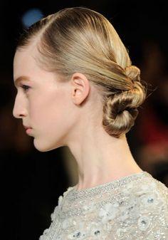 Elie Saab Couture #hairinspo #hairstyle #hairdo #prettyhair #hair