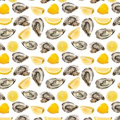 The World is Your Oyster - kitchen wallpaper