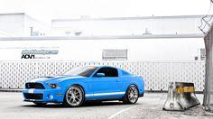 Un modèle dont on ne lasse pas et pour cause ! Ford Mustang Shelby Cobra