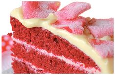 Red Velvet Cake Another delicious Huletts Red Velvet Cake Another delicious Huletts Red Velvet Cake Huletts Sugar Red Velvet Cake Another delicious Huletts Red Velvet Cake Huletts Sugar Red Velvet Cake, Cake Recipes, Dessert Recipes, Cake Board, No Bake Treats, Coffee Cake, Let Them Eat Cake, Cupcake Cakes, Cupcakes