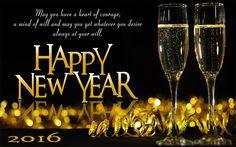 Wall Hit: New Happy New Year Photos